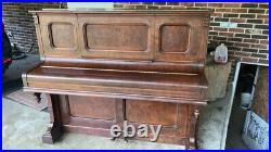 1888 Knabe Upright Piano