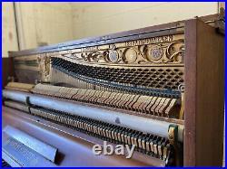 1904 August Förster Upright Piano