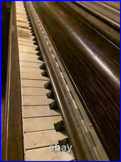 1908 Kohler & Campbell piano