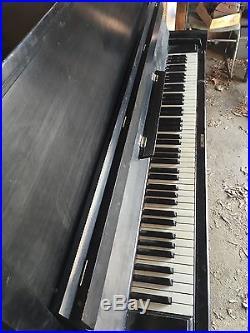 1916 Steinway Upright Grand Piano