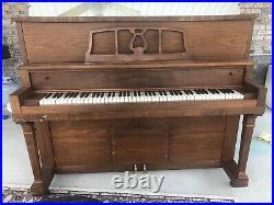 1920s Adam Schaaf Piano