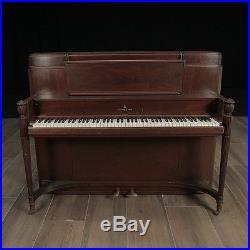 1942 Steinway Studio Upright Piano