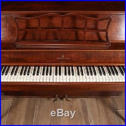 1947 Steinway Console Upright Piano