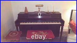 1953 Baldwin acrosonic spinet ORIGINAL OWNER
