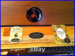 1972 Sohmer 45SK Walnut Console Piano (100th Anniversary Edition)