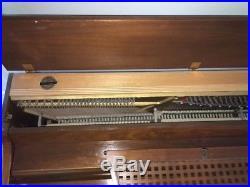 1974 Whitney by Kimball upright Piano 36