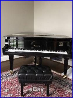 1998 Baldwin L'3 Baby Grand Piano with Player Disc