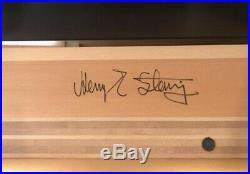 2000 Steinway Upright 1098 Ebony