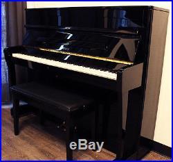 2006 Petrof Upright Piano P-118