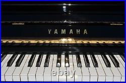 2007 Yamaha U1 48 Vertical Upright piano