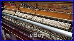 2013 Kohler and Campbell Professional Studio Upright Piano Excellent Condition