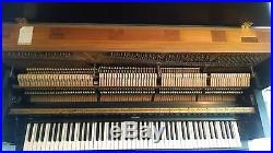 4510 Steinway Sheraton Upright Piano
