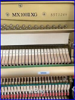 48 Yamaha Upright Disklavier Piano