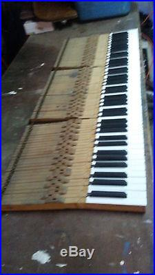 88 Authentic Piano Keys Full Set Upright For Crafts