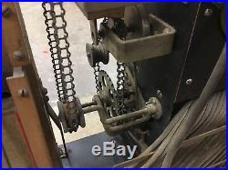Aeolian Pump Player Piano Rebuilding Parts Air Manifold