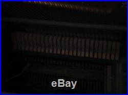 Antique Euphoria player piano