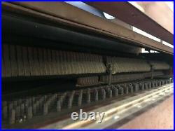 Antique Kimball Upright Piano