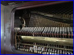 Antique Vintage 1870's Steinway Upright Piano Serial # 6520