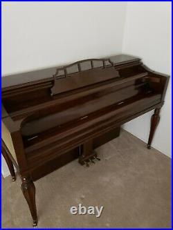 Approx. 1947 Knabe Upright Piano
