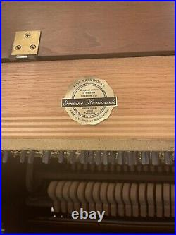 Authentic Pre-Owned Kimball Piano (No bench)