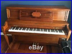 BALDWIN HAMILTON PIANO Excellent 1987
