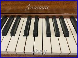 Baldwin Acrosonic Console Upright Piano 41 Satin Walnut