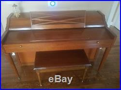 Baldwin Acrosonic Pecan 88 Key Upright Piano