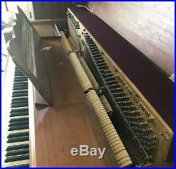 Baldwin Acrosonic Piano with Matching Bench