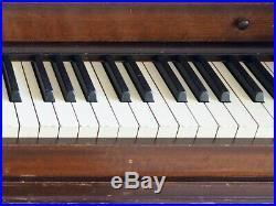 Baldwin Acrosonic Spinet 36 Piano