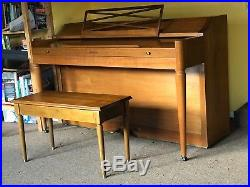 Baldwin Acrosonic Spinet Piano Local Pick Up Only