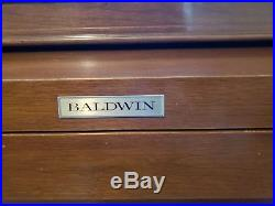 Baldwin Acrosonic Upright Piano With Bench (LOCAL PICKUP ONLY) MIAMI FL