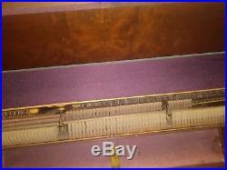 Baldwin Acrosonic Upright Spinet Manufactured 1943