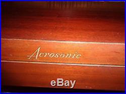 Baldwin Acrosonic piano-Very good condition