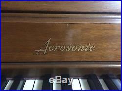 Baldwin Ascronomic retro stand up piano