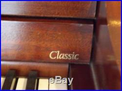 Baldwin Classic Upright Piano 1999 EXC