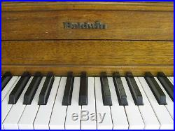 Baldwin Console Piano