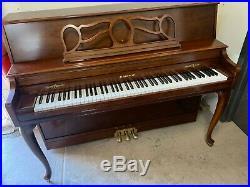 Baldwin Console Piano -fr Prov Free Shipping