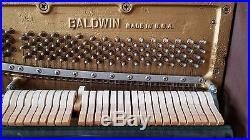 Baldwin Hamilton Piano Excellent Condition Nashville