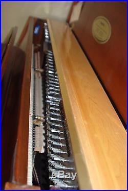 Baldwin Hamilton Upright Piano Cherry 44