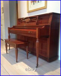 Baldwin Hamilton Upright piano used- Good Condition
