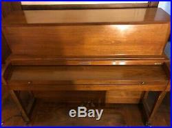Baldwin Hamilton upright piano