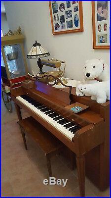 Baldwin Howard Spinet Piano