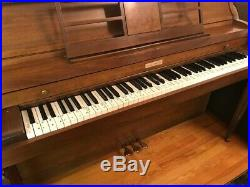 Baldwin Piano, Model Upright