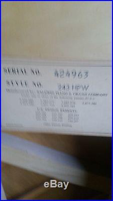 Baldwin Piano model 243