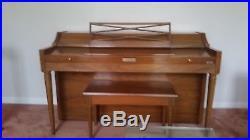 Baldwin Spinet Piano Vintage 1960's