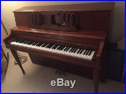 Baldwin Upright 88-Key Piano