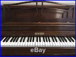 Baldwin Upright Piano
