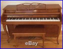 Baldwin Upright Piano Excellent Condition! Recently Tuned