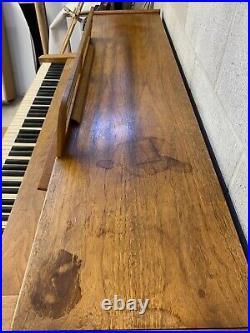 Baldwin piano upright acrosonic