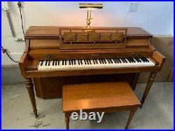 Baldwin upright piano (used)